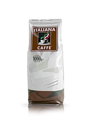 Miscela in grani certificata Espresso Italiano di Qualità, corposa con sentori floreali e fruttati.